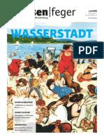 Wasserstadt - Ausgabe 14/2013 des strassenfeger