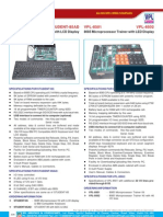 13 Microprocessor Lab 01
