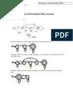 DFA Diagrams