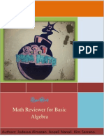 DynaMath Reviewer for Basic Algebra
