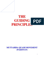 The Guiding Principles of Mqm