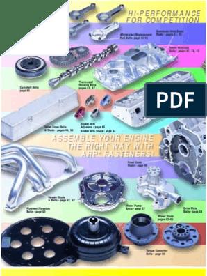 ARP Engine Rocker Arm Stud 135-7201;