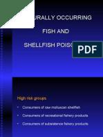 FISH & SHELLFISH POISONING