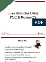 RouterOS Multi-WAN LoadBal