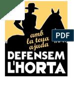 CVC Defensem l'Horta