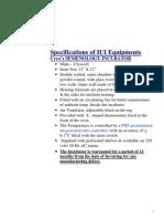 IUI Specifications CIPL