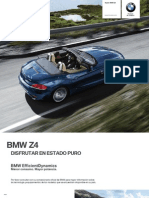 Catalogo BMW Z4