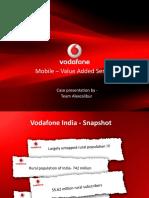 Vodafone MVAS - Alexcalibur