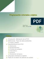 POO Diapositivas
