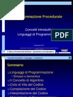 Mecca Pp00 02 ConcettiIntroduttivi Linguaggi