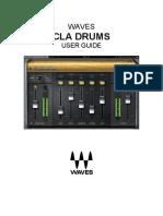 CLA Drums