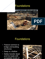 Foundation Notes