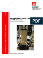mechanical and physical properties of astm c33 sand