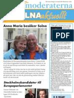 Solna Aktuellt Nr 2 2009