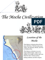 The Moche Civilization