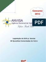 EBOOK_LEGISLAÇÃO_SUS_QUESTÕES_CETRO_ANVISA