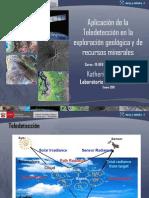aplicacindelateledeteccinenlaexploracingeolgicayderecursosminerales-120417163805-phpapp02