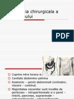 Semiologia Chirurgicala a Abdomenului (2)