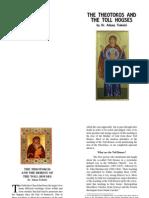 Bogorodica i Mitarstva (Na Engleskom) Dr. Adnan Trabulsi