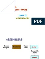 System Software-  Unit II