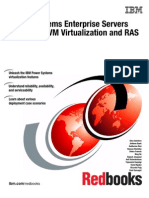 Power Systems Enterprise Servers With PowerVM Virtualization and RAS