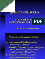 Tema 03 - Componentes Inorganicos-Arcillas