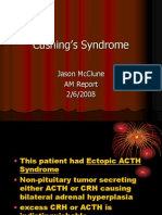 2.06.08 Cushing's Syndrome McClune.ppt