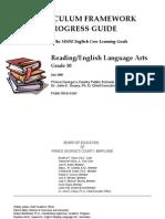 English 10 CFPG