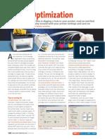Printer Optimization