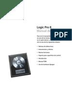 Manual Del Usuario de Logic Pro 8