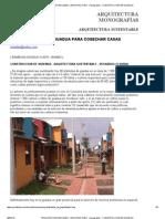 ARQUITECTURA EN LINEA - ARQUITECTURA - monografias - CONSTRUCCIÓN EN GUADUA