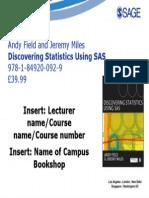 Field-Miles Discovering Statistics Using SAS