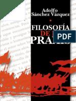 Adolfo S. Vázquez - Filosofía de la práxis