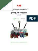 ABB Transformer Handbook ( Business Unit Transformers Power Technologies Division )