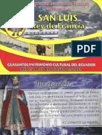 Programa de fiestas Guasuntos 2013