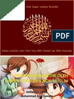 Tugas Agama - Pelaksanaan Medik oleh Non-Muslim