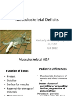 Bb Musculoskeletal Fall12