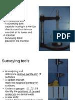 Survey and Design