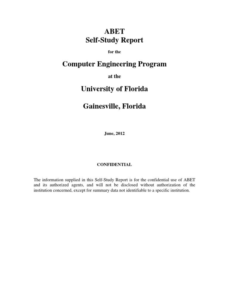 Abet Cen Self Study   Curriculum   Academic Degree