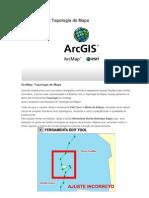 Edição de uma Topologia de Mapa
