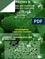 Tugas Air Condition (Ac)
