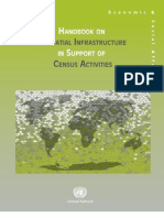 UN 2009 Handbook on Geospatial Infrastructure in Support of Census