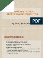 Requisitos para ser inspector en agricultura organica.ppt