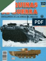 Maquinas de Guerra 113 - Vehiculos Anfibios de La Segunda Guerra-Mundial