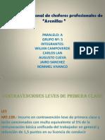 Sindicato Cantonal de Choferes Profesionales De