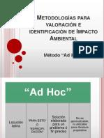 Metodologia Ad Hoc