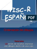 WISC-R ORDENACION DE DIBUJOS.pptx