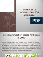 Unidad 7. Sistemas de Administracion Ambiental