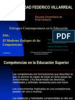 ENFOQUES CONTEMPORÁNEOS EN LA EDUCACIÓN