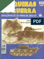 Maquinas de Guerra 112 - Carros Especializados de La Segunda Guerra Mundial